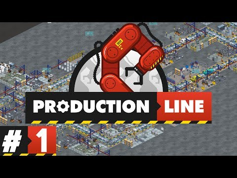 Production Line - PART #1 - Factory Strategy Management