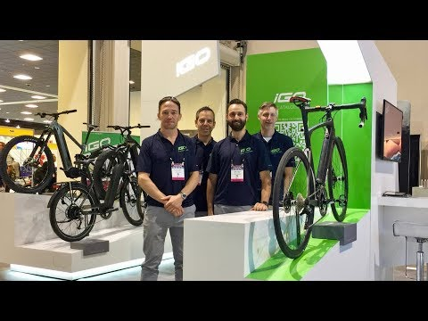 2019 IGO Electric Bikes: Bafang M800, Carbon Road & Fat Bikes, Canadian Ebikes