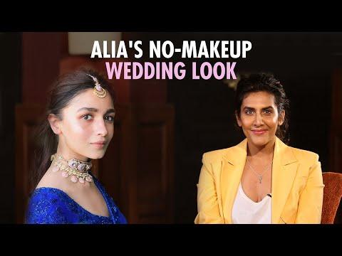 The Ultimate Alia Bhatt Makeup Tutorial | Alia Bhatt Hairstyle Tutorial | No Makeup Makeup Look thumbnail