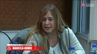 Julio Astillero en Radio Centro con Ana LIlia Perez, Marcela Gomez y Laura Castellanos