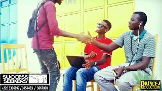 SUCCESS SEEKERS EP3 - 419 (Gambian Comedy)