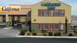 California Inn Barstow, Barstow Hotels - California
