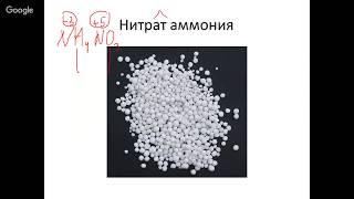 Соли аммония. Получение физические химические свойства. Гидролиз солей