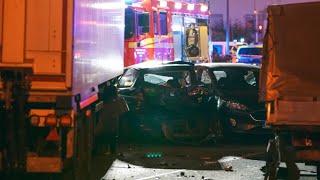 LIMBURG: Mysteriöser LKW-Unfall - Polizei ermittelt in alle Richtungen