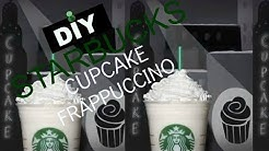 DIY Starbucks Cupcake Frappuccino NEW COLLAB GROUP!