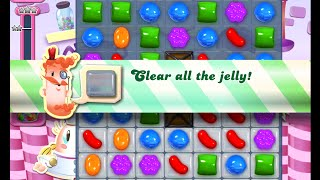 Candy Crush Saga Level 1311 walkthrough (no boosters)