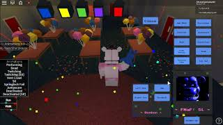 ROBLOX- FIVE NIGHTS AT FREDDYS GAME!!
