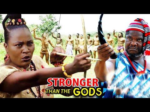 Download STRONGER THAN THE GODS SEASON 1&2 FULL MOVIE - UGEZU J UGEZU 2021 LATEST NOLLYWOOD EPIC MOVIE