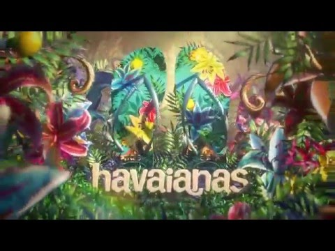 b61ffe34651a Havaianas - Slim Tropical Flip Flops - YouTube