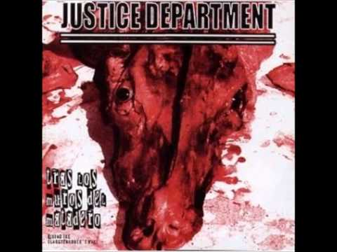 Justice Department - Traidor A Mi Especie