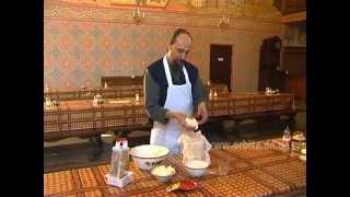 Рецепты приготовления пасхи и кулича из монастыря