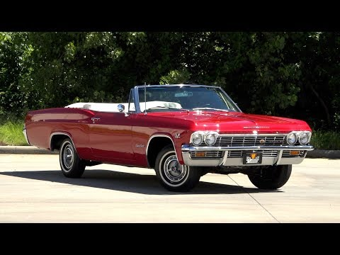 1965 Chevrolet Impala SS FOR SALE / 136204