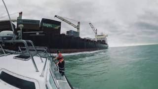 O Homem que Manobra Navios - Video 360
