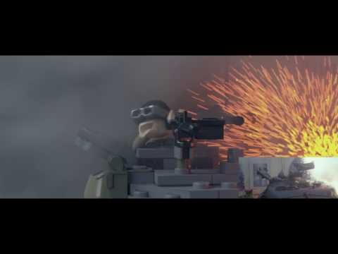 LEGO Fury - Test Animation