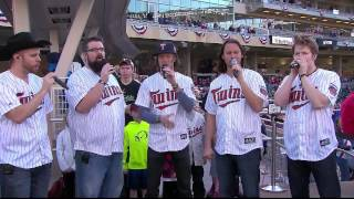 Home Free - God Bless America [live]