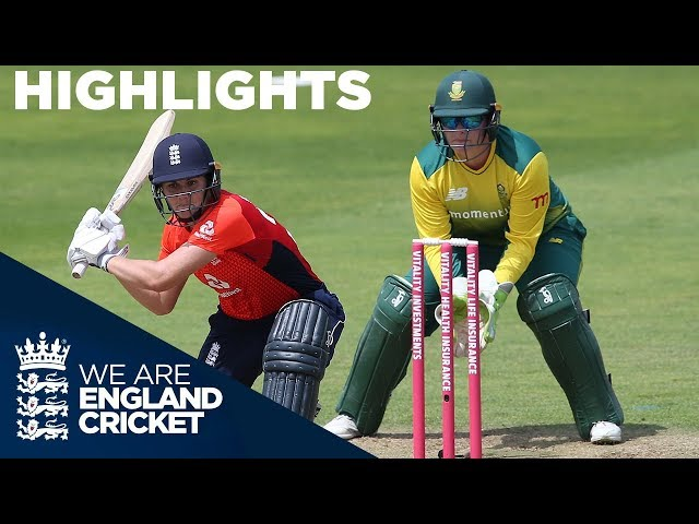South Africa Beat England by Six Wickets: England Women v South Africa Women IT20 2018 - Highlights