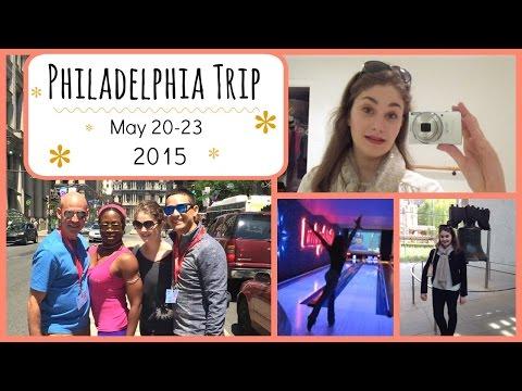 Philadelphia Trip - May 20-23, 2015 | Vlog | Kathryn Morgan