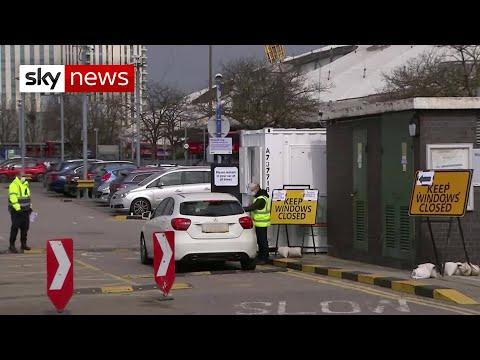 Coronavirus: Pressure On Testing Mounts As UK Deaths Hit New High