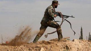 ايران تخطط لاعادة هيكلة جيش النظام في سوريا