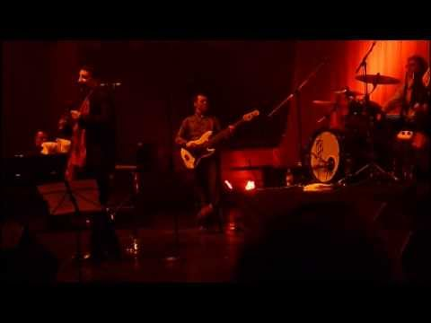 Marc Almond: Liverpool Philharmonic Hall 22/9/2012