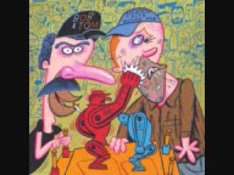 Bob & Tom - Dickens Cider