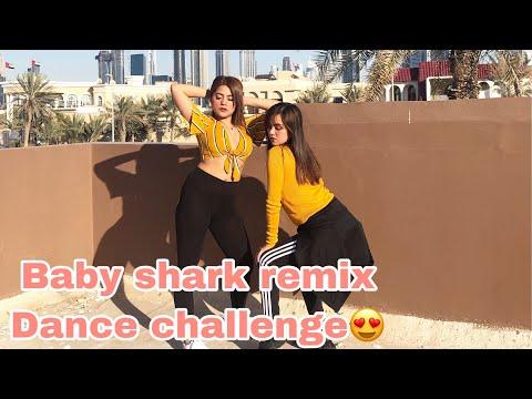 Baby Shark Challenge   BABY SHARK   DANCE COVER