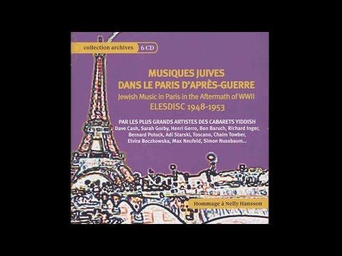 Musiques juives dans le Paris d'après-guerre