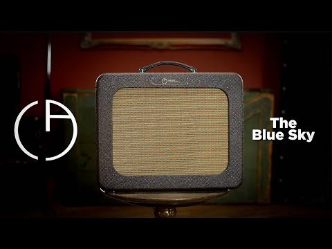 Carstens Amplification The Blue Sky 1x12 Combo Amp Demo