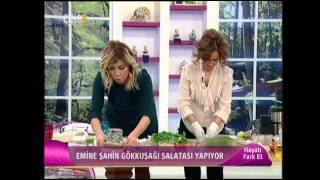 Cine5 Hayati Fark Et Beslenme Uzmanı Emine Şahin Alkali Beslenme