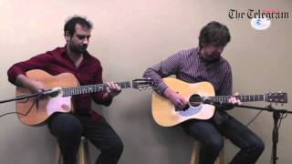 "Duane Andrews and Craig Young play ""Kelly Russell's Reel"", from their album ""Charlie's Boogie"""