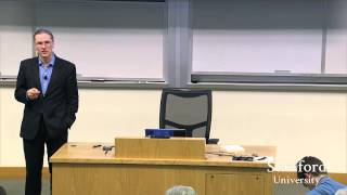 """Stanford Seminar -""""Online Arms Race""""  Mikko Hypponen of F-Secure"""