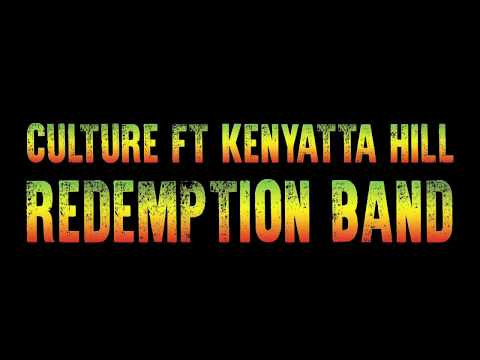 Culture ft Kenyatta Hill backed by Redemption Band - Barcelona October 18 2017