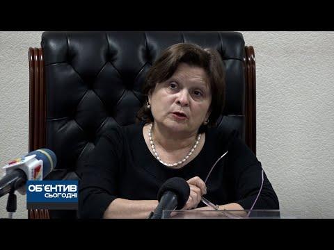 ТРК НІС-ТВ: Об'єктив 1 12 20 Черненко про забезпеченість обласних лікарень кисневими точками та концентраторами