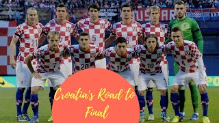 Croatia's Road To World Cup Final | Case Study | FIFA | Trending Analytica