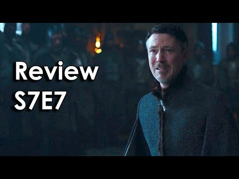 Ozzy Man Reviews: Game Of Thrones - Season 7 Episode 7
