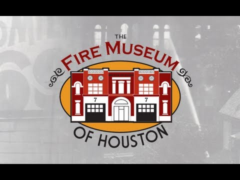 Houston Fire Museum Photo Walk