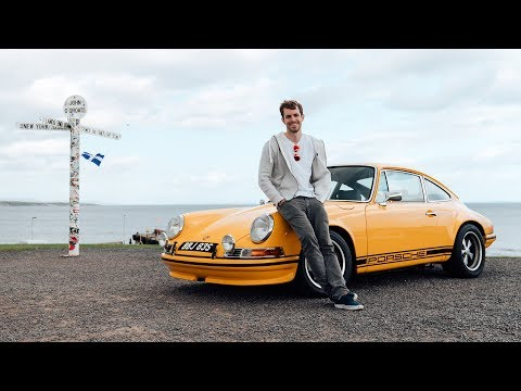 A Classic 911 Is Better Than A Supercar | North Coast 500