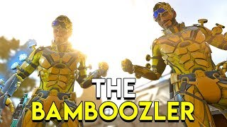 The Bamboozler (Mirage Gameplay) - Apex Legends