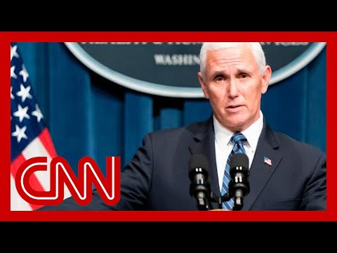 Pence paints deceptive picture as Covid situation worsens