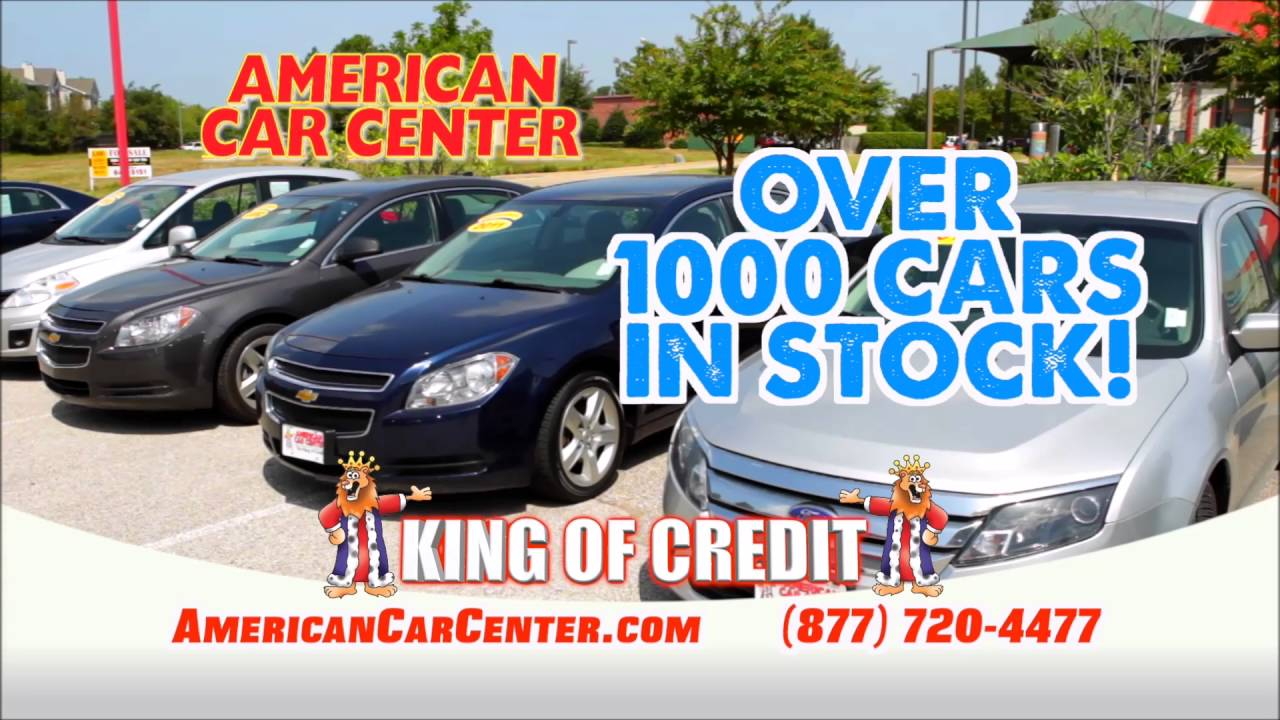 American Car Center >> American Car Center Youtube