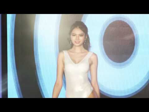 World Supermodel Production Crowning Night on Macau Cable TV News