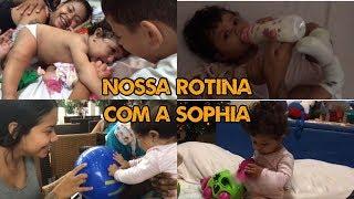 ROTINA DO DIA COM A BABY! | Loving Couple