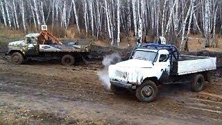 █  Автокросс, г Тюмень (сплошные засады-1) 26 10 2013.