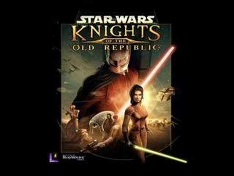 Star Wars: KOTOR - Darth Malak Battle