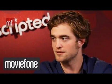 'Twilight' Unscripted: Kristen Stewart, Robert Pattinson and Stephenie Meyer | Moviefone