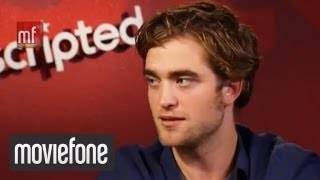 'Twilight' Unscripted: Kristen Stewart, Robert Pattinson and Stephenie Meyer | Moviefone