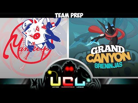 Pokemon Wifi Battle UCL - ShadyPenguinn's New York Mankeys Prep For Twit's Greninjas