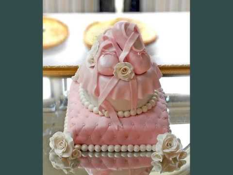 Set Of Picture Ideas Ballet Birthday Cake Romance YouTube - Ballet birthday cake