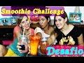 Smoothie Challenge - Desafio com Tuka e Helô
