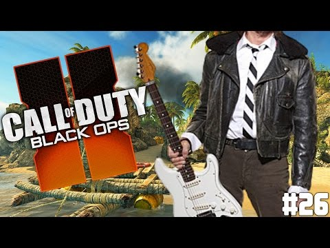 Playing Guitar on Black Ops 2 Ep. 26 - Video Game Themes